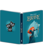 Brave: Limited Edition (4K Ultra HD/Blu-ray)(SteelBook)