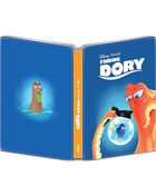 Finding Dory: Limited Edition (4K Ultra HD/Blu-ray)(SteelBook)