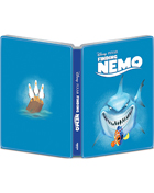 Finding Nemo: Limited Edition (4K Ultra HD/Blu-ray)(SteelBook)