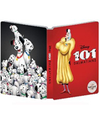 101 Dalmatians: The Signature Collection: Limited Edition (Blu-ray/DVD)(SteelBook)