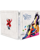 Sleeping Beauty: Anniversary Edition: The Signature Collection: Limited Edition (Blu-ray/DVD)(SteelBook)