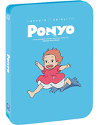 Ponyo: Limited Edition (Blu-ray/DVD)(SteelBook)