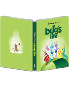 Bug's Life: Limited Edition (4K Ultra HD/Blu-ray)(SteelBook)
