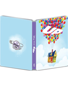 UP: Limited Edition (4K Ultra HD/Blu-ray)(SteelBook)