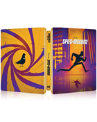 Spies In Disguise: Limited Edition (4K Ultra HD/Blu-ray)(SteelBook)