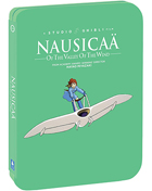 Nausicaa Of The Valley Of The Wind: Limited Edition (Blu-ray/DVD)(SteelBook)
