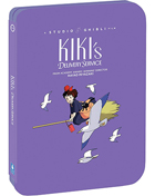 Kiki's Delivery Service: Limited Edition (Blu-ray/DVD)(SteelBook)