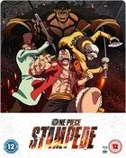 One Piece: Stampede: Limited Edition (Blu-ray-UK/DVD:PAL-UK)(SteelBook)