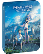 Weathering With You: Limited Edition (Blu-ray/DVD)(SteelBook)