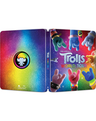 Trolls World Tour: Dance Party Edition: Limited Edition (4K Ultra HD/Blu-ray)(SteelBook)