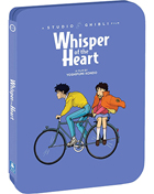 Whisper Of The Heart: Limited Edition (Blu-ray/DVD)(SteelBook)
