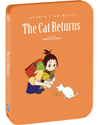 Cat Returns: Limited Edition (Blu-ray/DVD)(SteelBook)
