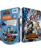 My Hero Academia: Two Heroes: Limited Edition (Blu-ray)(SteelBook)