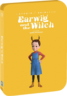 Earwig And The Witch: Limited Edition (Blu-ray/DVD)(SteelBook)
