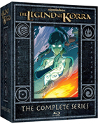 Legend Of Korra: The Complete Series: Limited Edition (Blu-ray)(SteelBook)