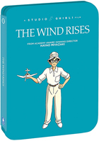 Wind Rises: Limited Edition (Blu-ray/DVD)(SteelBook)