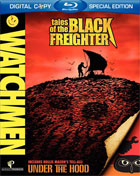 Watchmen: Tales Of The Black Freighter (Blu-ray)
