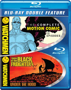 Watchmen: The Complete Motion Comic (Blu-ray) / Watchmen: Tales Of The Black Freighter (Blu-ray)