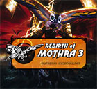 Mothra CD Soundtrack 3 (OST)
