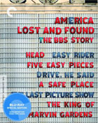 America Lost And Found: The BBS Story: Criterion Collection: Head / Easy Rider / Five Easy Pieces / Drive, He Said / A Safe Place / The Last Picture Show / The King Of Marvin Gardens (Blu-ray)