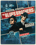 Blues Brothers: Limited Edition (Blu-ray/DVD)(Steelbook)