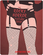 Rocky Horror Picture Show: Limited Edition (Blu-ray-UK)(Steelbook)