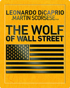 Wolf Of Wall Street: Limited Edition (Blu-ray-UK)(SteelBook)