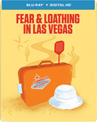 Fear And Loathing In Las Vegas: Limited Edition (Blu-ray)(SteelBook)