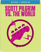 Scott Pilgrim Vs. The World: Limited Edition (Blu-ray)(SteelBook)
