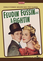 Feudin', Fussin' And A-Fightin': TCM Vault Collection