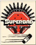Superbad: Limited Edition (Blu-ray)(Steelbook)