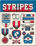 Stripes: Limited Edition (Blu-ray)(Steelbook)
