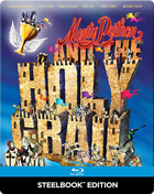 Monty Python And The Holy Grail: Limited Edition (Blu-ray-UK)(Steelbook)