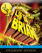 Monty Python: Life Of Brian: The Immaculate Edition: Limited Edition (Blu-ray-UK)(Steelbook)