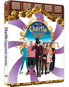Charlie And The Chocolate Factory: Limited Edition (Blu-ray-FR)(SteelBook)