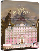 Grand Budapest Hotel: Limited Edition (Blu-ray-UK)(SteelBook)