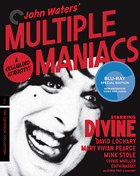 Multiple Maniacs: Criterion Collection (Blu-ray)