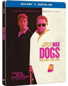 War Dogs: Limited Edition (Blu-ray)(SteelBook)