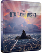 Big Lebowski: Limited Edition (Blu-ray-UK)(SteelBook)