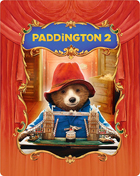 Paddington 2: Limited Edition (Blu-ray-UK)(SteelBook)