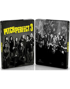 Pitch Perfect 3: Limited Edition (4K Ultra HD/Blu-ray)(SteelBook)