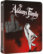 Addams Family: Limited Edition (Blu-ray)(SteelBook)