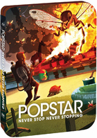 Popstar: Never Stop Never Stopping: Limited Edition (Blu-ray)(SteelBook)
