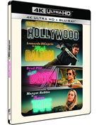 Once Upon A Time... In Hollywood: Limited Edition (4K Ultra HD-IT/Blu-ray-IT)(SteelBook)