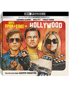 Once Upon A Time... In Hollywood: Collector's Edition (4K Ultra HD-IT/Blu-ray-IT)