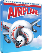 Airplane!: 40th Anniversary Limited Edition (Blu-ray)(SteelBook)