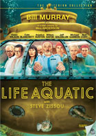 Life Aquatic With Steve Zissou: Criterion Collection (DTS)