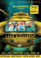 Life Aquatic With Steve Zissou: 2-Disc Criterion Collection (DTS)