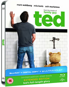 Ted: Extended Edition: Limited Edition (Blu-ray-UK)(Steelbook)