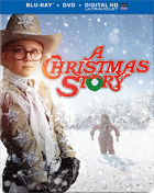 Christmas Story: 30th Anniversary Edition (Blu-ray/DVD)(Steelbook)